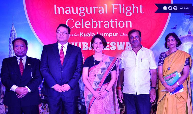 AirAsia launches Kuala Lumpur to Bhubaneswar route