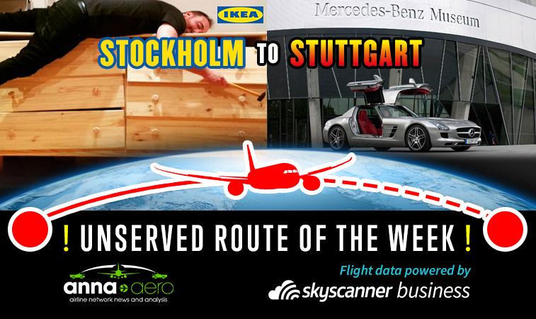 Stuttgart Stockholm SAS