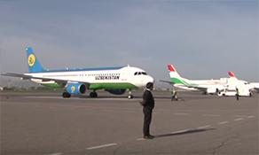 Uzbekistan Airways takes flight to Tajikistan