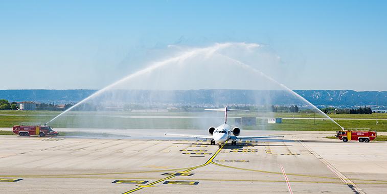 Volotea Alicante to Marseille