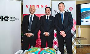 Volotea va va vooms into Vienna