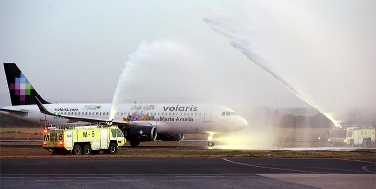 Volaris Costa Rica Managua