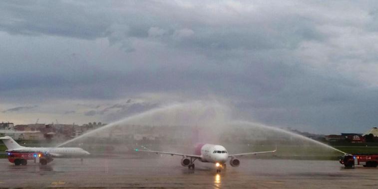 Wizz Air Santander