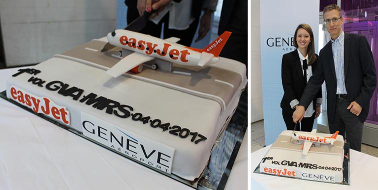easyJet Geneva Marseille