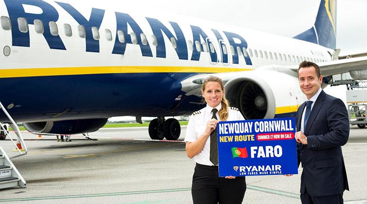 Ryanair begins its foray in Frankfurt
