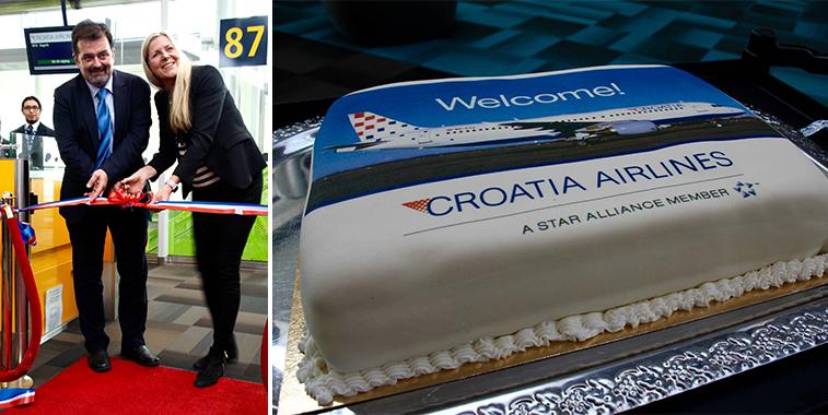 Croatia Airlines Stockholm Arlanda