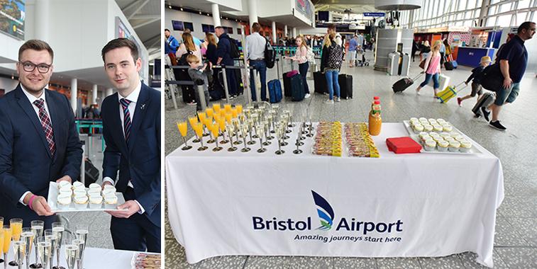 British Airways Bristol Pete Downes