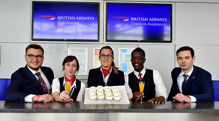 British Airways Bristol