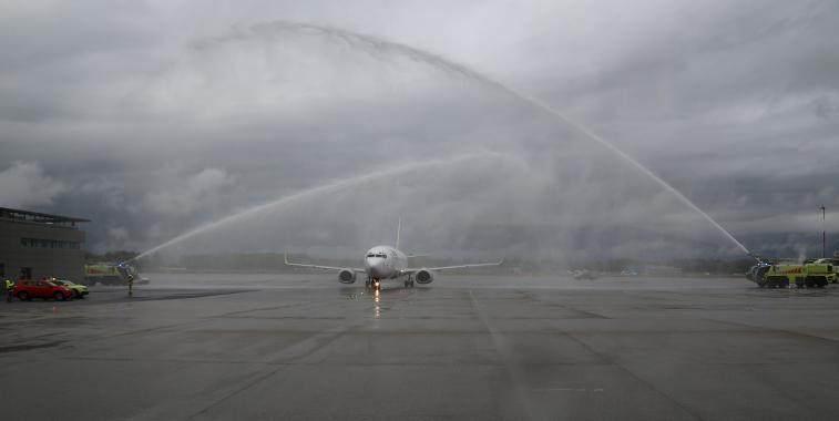 airBaltic Geneva Riga