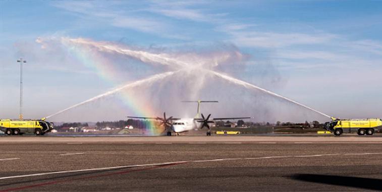 airBaltic Stavanger Riga