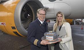 Condor connects Frankfurt with five new destinations