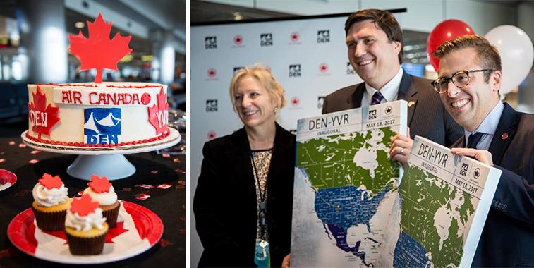 Denver Air Canada Vancouver
