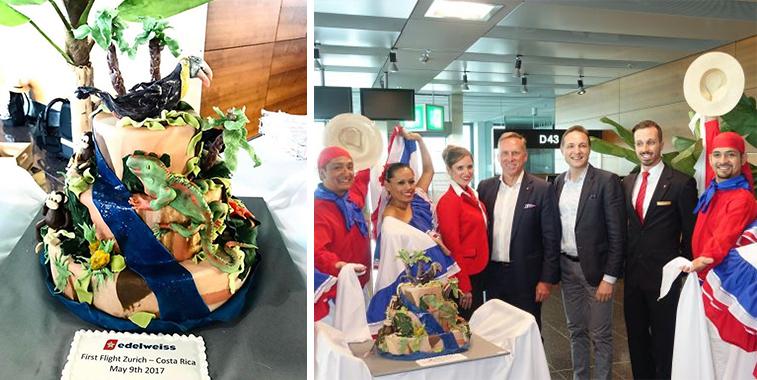 Edelweiss Air Costa Rica