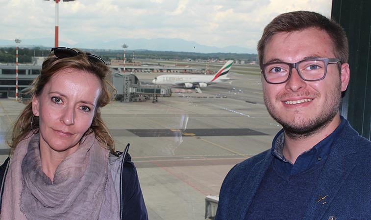 anna.aero Milan Malpensa SEA Emirates