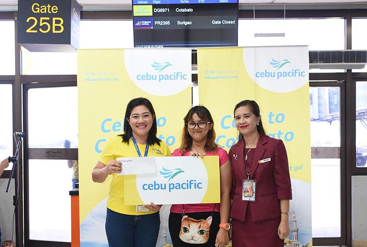 Cebu Pacific Air launches Cebu to Cotabato route