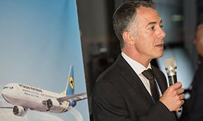Ukraine International Airlines links Kiev Boryspil to Milan Bergamo