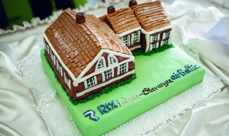 Riga Stavanger airBaltic