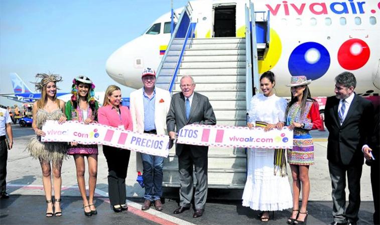 Viva Air Peru Lima