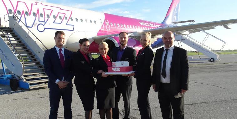 Wizz Air Osijek