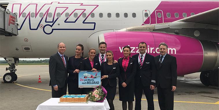 Wizz Air Friedrichshafen Belgrade