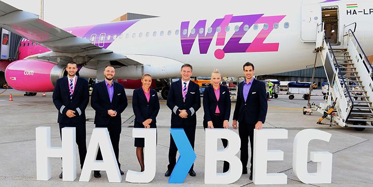 Wizz Air Hannover Belgrade