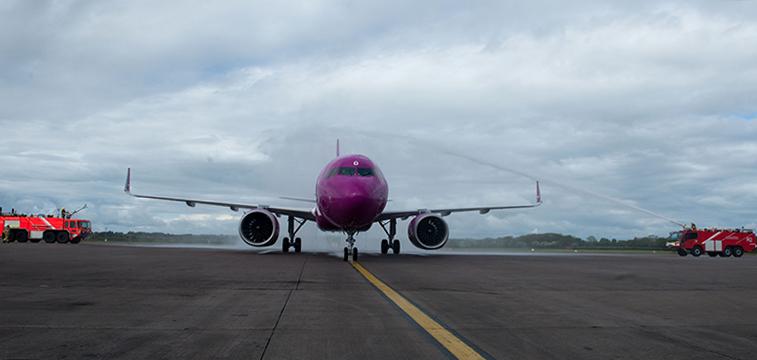 WOW air Cork Airport