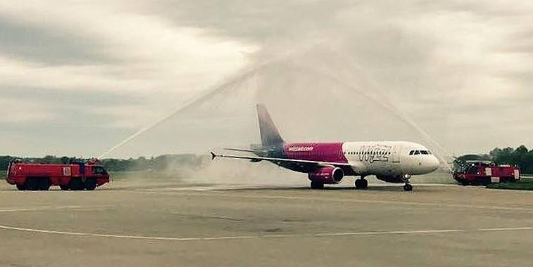 Wizz Air Friedrichshafen