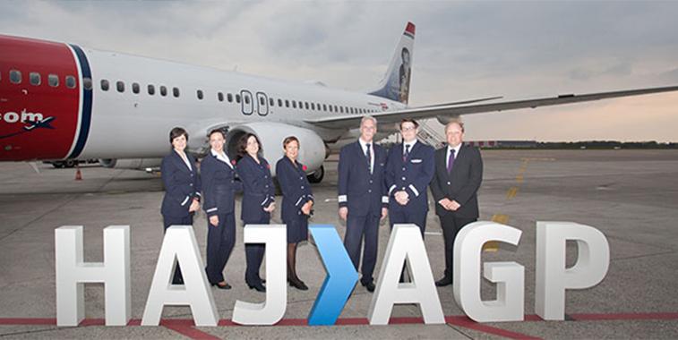 Malaga Airport Norwegian
