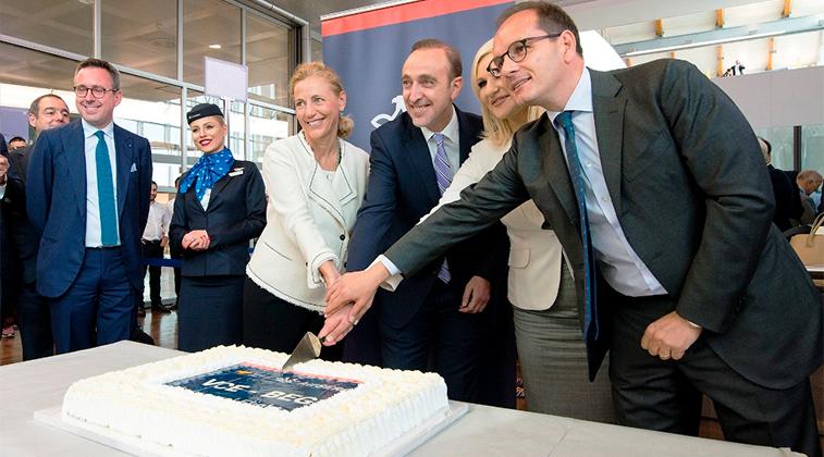 Air Serbia Venice