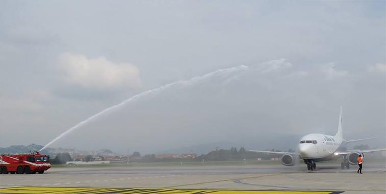 Blue Air Iasi Milan Bergamo