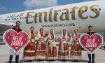 Emirates zooms into Zagreb
