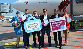 Eurowings gambles on Las Vegas from Cologne Bonn