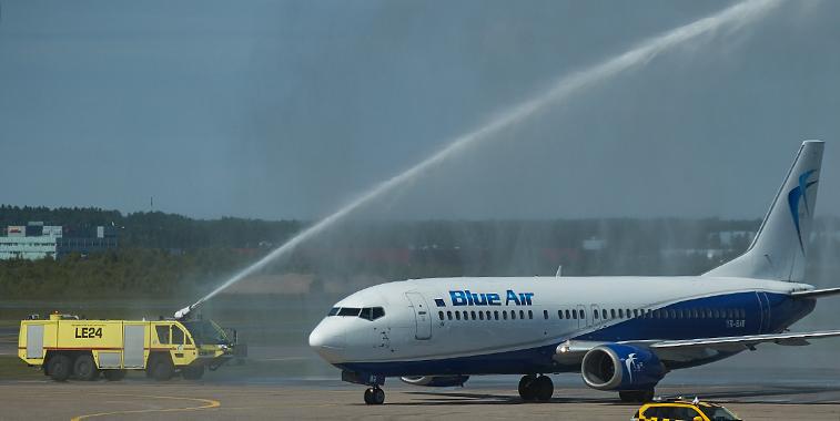 Blue Air Helsinki