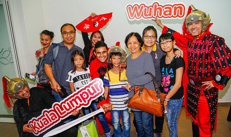 AirAsia X launches Kuala Lumpur to Wuhan route