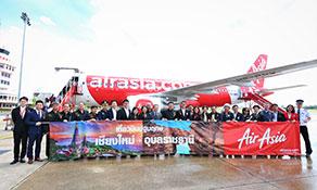 Thai AirAsia starts 33rd domestic route