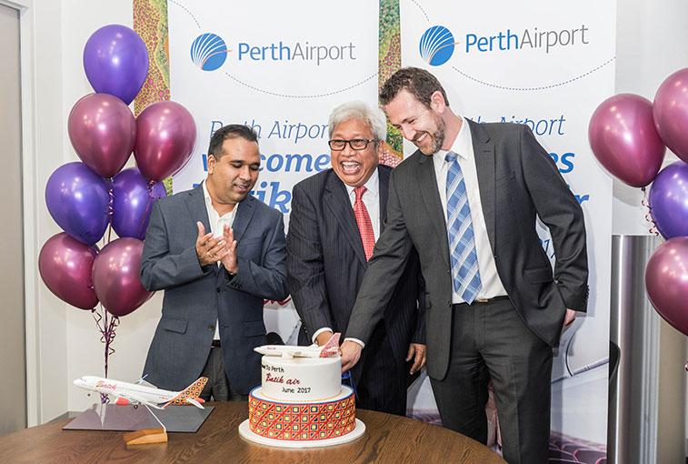 Batik Air launches Denpasar to Perth route.