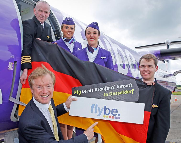Flybe Leeds Bradford