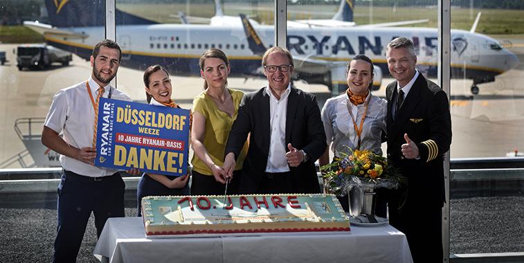 Ryanair Dusseldorf Weeze
