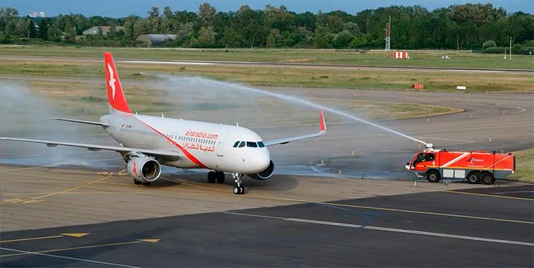 Air Arabia Maroc Strasbourg