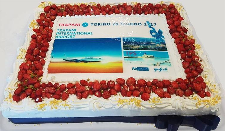 Blue Air Turin Trapani