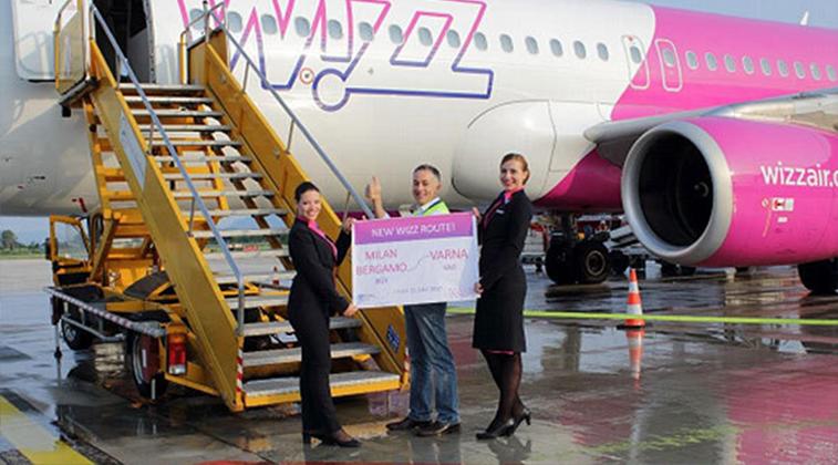 Wizz Air Varna