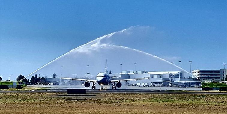 American Airlines Spokane