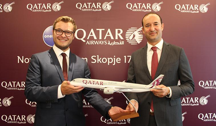 Qatar Airways Skopje