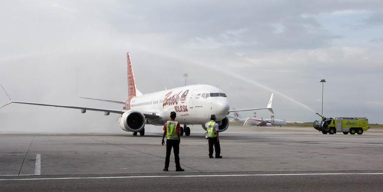 Malindo Air 737 MAX 8