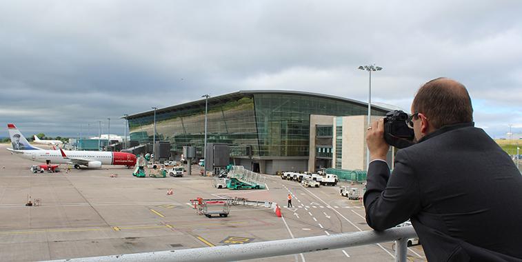 Norwegian Cork Airport
