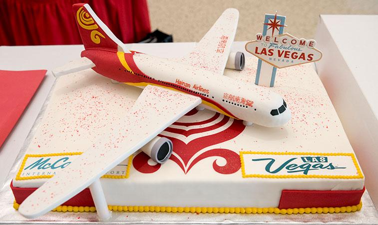 Hainan Airlines starts Beijing to Las Vegas flights