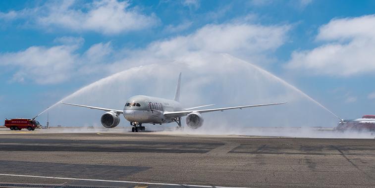 Qatar Airways Nice