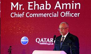 Qatar Airways skips into Skopje