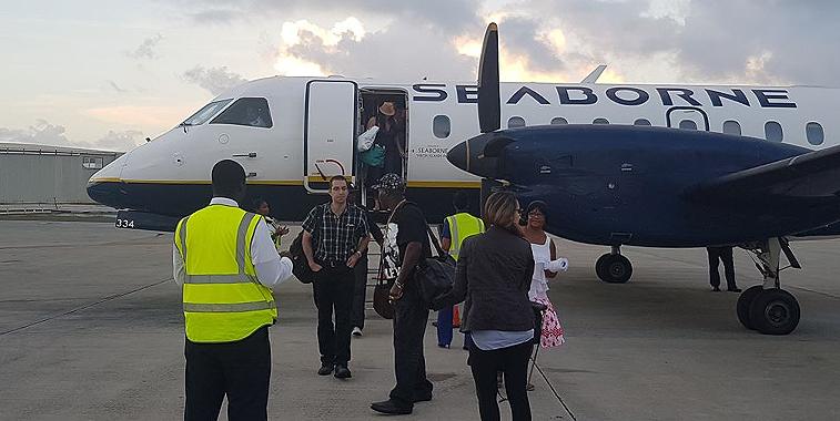 Seaborne Airlines Antigua