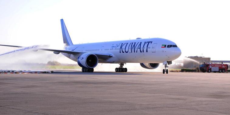 Kuwait Airways 777-300